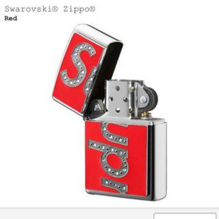 シュプリーム(Supreme)の★新品 Supreme Swarovski® Zippo® スワロフスキー(タバコグッズ)