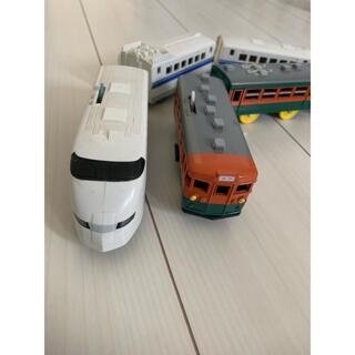 タカラトミー(Takara Tomy)のプラレール 300系新幹線&165系東海型急行電車セット(電車のおもちゃ/車)