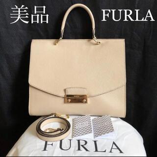 Furla - FURLA フルラ F6801 ショルダーバッグ  2WAY ジュリア M