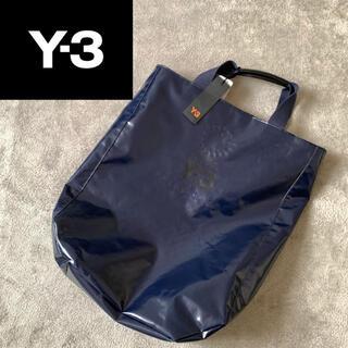 ワイスリー(Y-3)の[新品タグ付き] Y-3 トートバッグ 2way DQ0642 ロゴトート(トートバッグ)