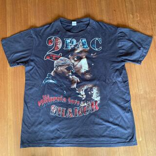 フィアオブゴッド(FEAR OF GOD)の2pac Tシャツ ラップT vintage(Tシャツ/カットソー(半袖/袖なし))