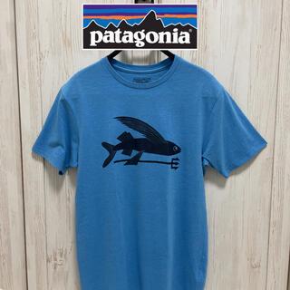 patagonia - パタゴニア Tシャツ 美品 フライングフィッシュ