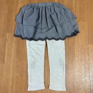 プティマイン(petit main)の★petit main★レギンス付きスカート 130(パンツ/スパッツ)