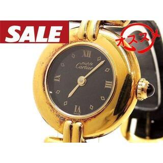 カルティエ(Cartier)のカルティエ 時計 ■ マストコリゼ レディース シルバー925(腕時計)