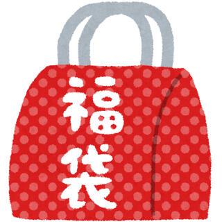 プライズ品 福袋(キャラクターグッズ)