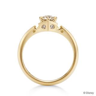 アーカー(AHKAH)のケイウノ K.Uno『眠れる森の美女』/婚約指輪~ディズニー ブライダルリング(リング(指輪))