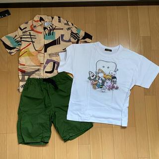 マーキーズ(MARKEY'S)の鬼太郎140cm Tシャツ(Tシャツ/カットソー)