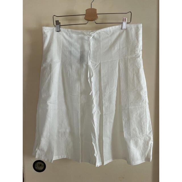 EASTBOY(イーストボーイ)のEAST BOY レーススカート フリー レディースのスカート(ひざ丈スカート)の商品写真