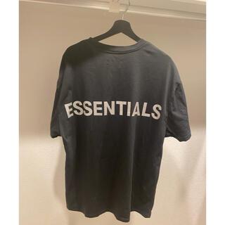 フィアオブゴッド(FEAR OF GOD)のFOG Essentials  Boxy T-Shirt  Mサイズ バックロゴ(Tシャツ/カットソー(半袖/袖なし))