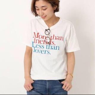 DEUXIEME CLASSE - 完売品 Deuxieme Classe MY LOVE RULE Tシャツ