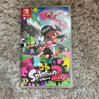 Nintendo Switch - 【美品】スプラトゥーン2
