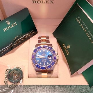 ROLEX - 【2020年印】ロレックス 126613LB 青サブ 中古SA 新ギャラ