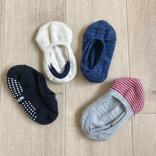 シマムラ(しまむら)の靴下 ベビー 12 15 12cm 15cm くるぶし(靴下/タイツ)