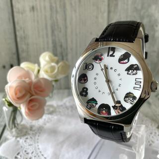 マークバイマークジェイコブス(MARC BY MARC JACOBS)の【動作OK】MARC BY MARC JACOBS ミスマーク 腕時計(腕時計(アナログ))