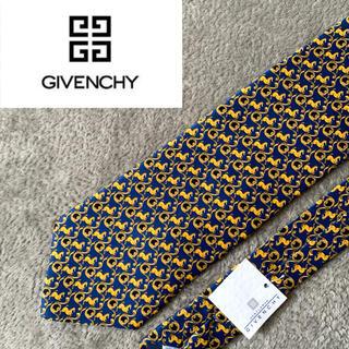 GIVENCHY - [新品未使用・タグ付き] ジバンシー ネクタイ ハイブランド 高級シルク100%