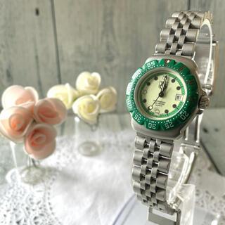 タグホイヤー(TAG Heuer)の【動作OK】TAG HEUER タグホイヤー プロフェッショナル200 腕時計(腕時計)