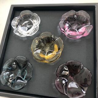 スガハラ(Sghr)のスガハラ Sugahara SGHR Handmade 花はし 箸置き ガラス(食器)