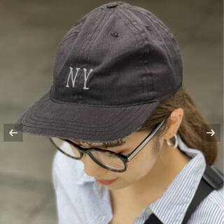 L'Appartement DEUXIEME CLASSE - 【COOPERS TOWN/クーパーズタウン】 NY キャップ