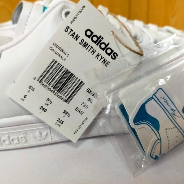adidas(アディダス)のranranranran816様専用 KYNE × ADIDAS メンズの靴/シューズ(スニーカー)の商品写真