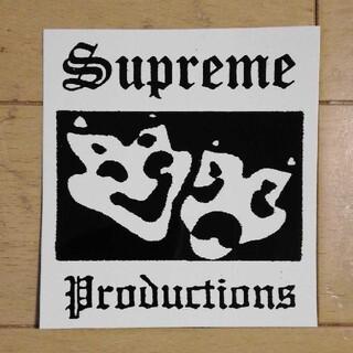 シュプリーム(Supreme)のSUPREME PRODUCTIONS STICKER (その他)