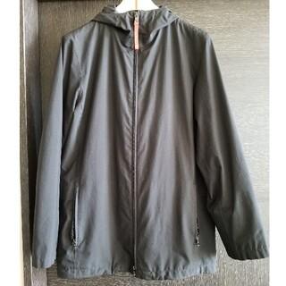 PRADA - PRADA SPORTS(プラダスポーツ) ブラック ナイロンコート・ジャケット