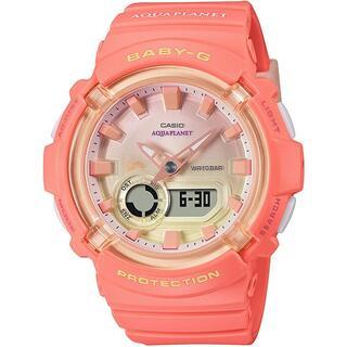 ベビージー(Baby-G)のカシオ BABY-G アクアプラネット BGA-280AQ-4AJR(腕時計)