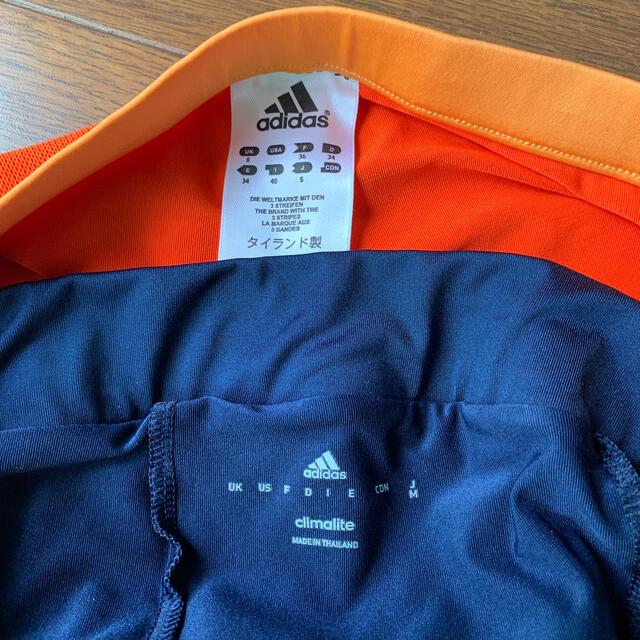 adidas(アディダス)のadidasスコート2点セット スポーツ/アウトドアのテニス(ウェア)の商品写真