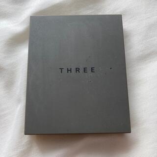 スリー(THREE)のTHREE シマリンググローデュオ 01(その他)
