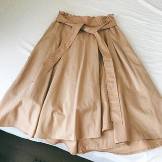 ナラカミーチェ(NARACAMICIE)のNARACAMICIE コットンスカート(ひざ丈スカート)