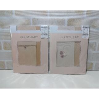 JILLSTUART - 新品 ジルスチュアート ストッキング 2足組