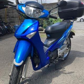 ホンダ(ホンダ)のwave125  i (車体)