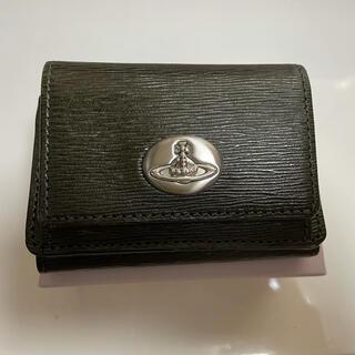 Vivienne Westwood - ヴィヴィアンウエストウッド 三つ折り財布 カーキ