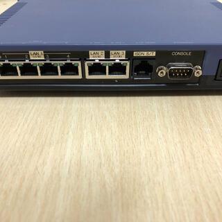ヤマハ(ヤマハ)のYAMAHA RTX1100 2台セット(PC周辺機器)