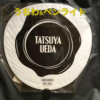 カトゥーン(KAT-TUN)のKAT-TUN 上田竜也 2013〜2014 COUNTDOWN LIVE(アイドルグッズ)