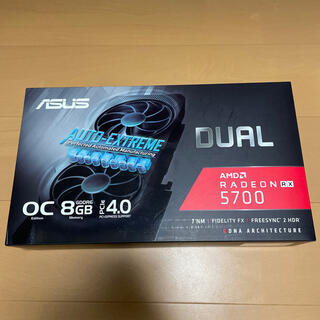 ASUS - AMD RADEON RX5700 ASUS DUAL  8G EVO