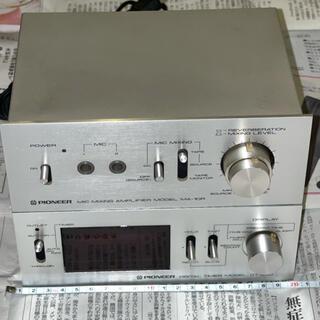 パイオニア(Pioneer)のPioneer DT-400   MA-10R 2台セット(アンプ)