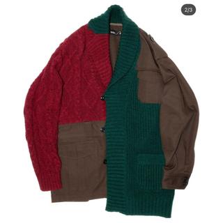 kolor - kolor 20-21AW Limited Collection ジャケット