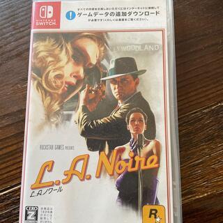 ニンテンドースイッチ(Nintendo Switch)のL.A.ノワール Switch(家庭用ゲームソフト)