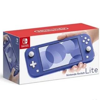 ニンテンドースイッチ(Nintendo Switch)の任天堂Switchライト ブルー(家庭用ゲーム機本体)