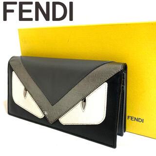 フェンディ(FENDI)の【正規品】FENDI✨長財布/モンスター/フェンディ(長財布)