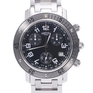 Hermes - エルメス  クリッパー ダイバークロノ 腕時計