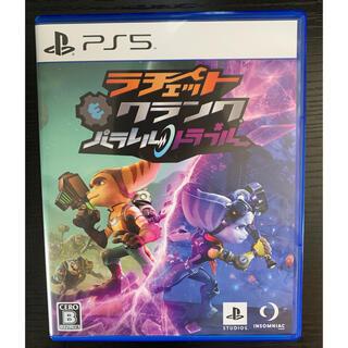 PlayStation - ラチェット&クランク パラレル・トラブル PS5