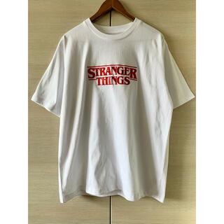 ビューティアンドユースユナイテッドアローズ(BEAUTY&YOUTH UNITED ARROWS)のBEAUTY & YOUTH × STRANGER THINGS Tシャツ L(Tシャツ/カットソー(半袖/袖なし))