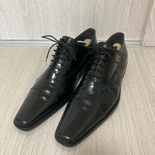 たろちゃん様専用 VOICE ビジネスシューズ 革靴  ブラック(ドレス/ビジネス)
