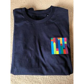 サクラクレパス コラボ Tシャツ 半袖 サイズM