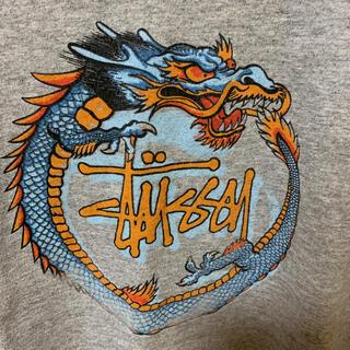 ステューシー(STUSSY)のold stussy  ドラゴンTシャツ USA製(Tシャツ/カットソー(半袖/袖なし))