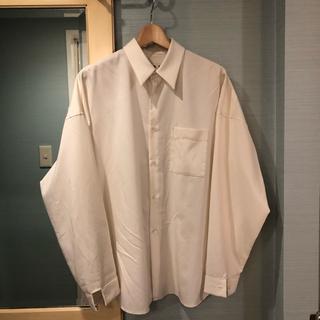 Marni - MARNI 20ss ウールトロピカルシャツ アイボリー