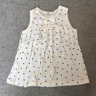 クミキョク(kumikyoku(組曲))の組曲ノースリーブ120〜130(Tシャツ/カットソー)