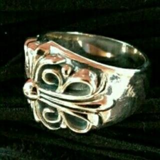 クロムハーツ(Chrome Hearts)の新品 24号  CHキーパーリング silver925 (リング(指輪))