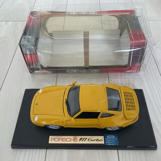 ポルシェ(Porsche)の⭐️ ポルシェ993 Turbo  1/18 スケール ダイギャスト中古♪★(模型/プラモデル)